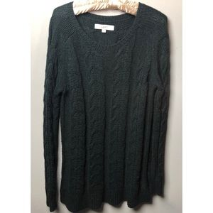 Ann Taylor Loft quitted sweater